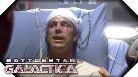 Battlestar Galactica Anders Memories