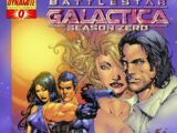 Battlestar Galactica: Season Zero Issue 0