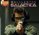 Battlestar Galactica Issue 10 (Dynamite Entertainment)