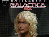 Battlestar Galactica: Six Issue 5