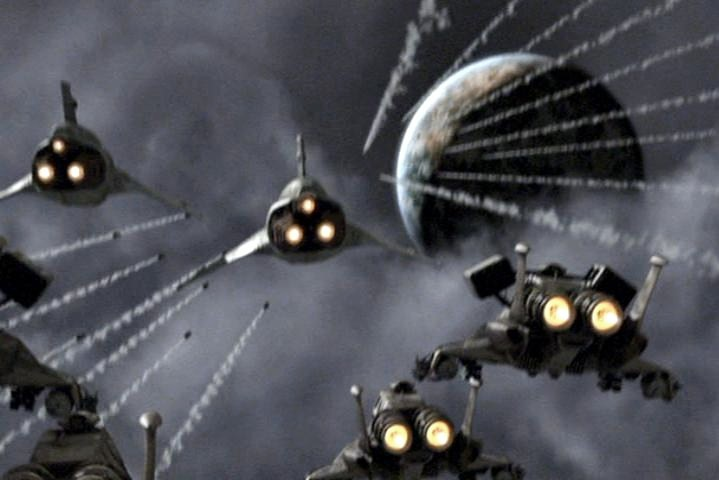 Battle of New Caprica - Initiation
