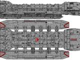 Illustrious Class Battlestar