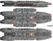 BS Olduvai Galactica Type Block 2