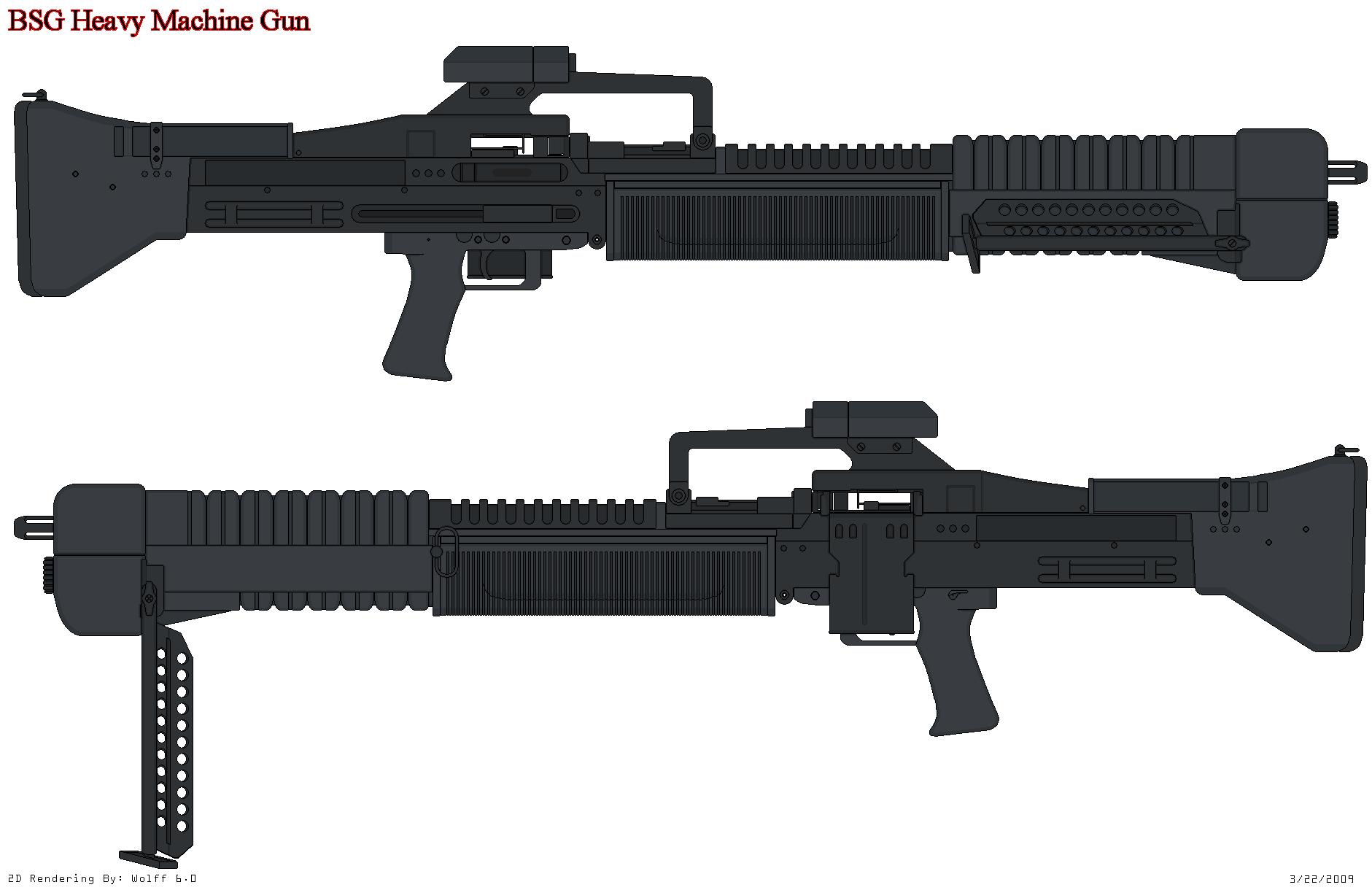 M60 Assault Rifle