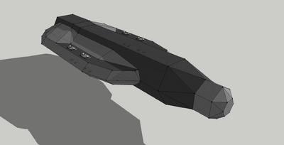 Hydrak-Class Frigate Photo