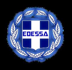 Edessa emblem