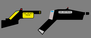 KSS Weapons