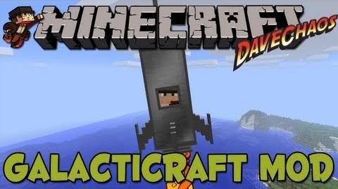 Minecraft - Galacticraft Mod