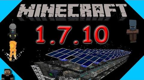 ** Galacticraft ** How to Install Galacticraft for Minecraft 1.7.10 **