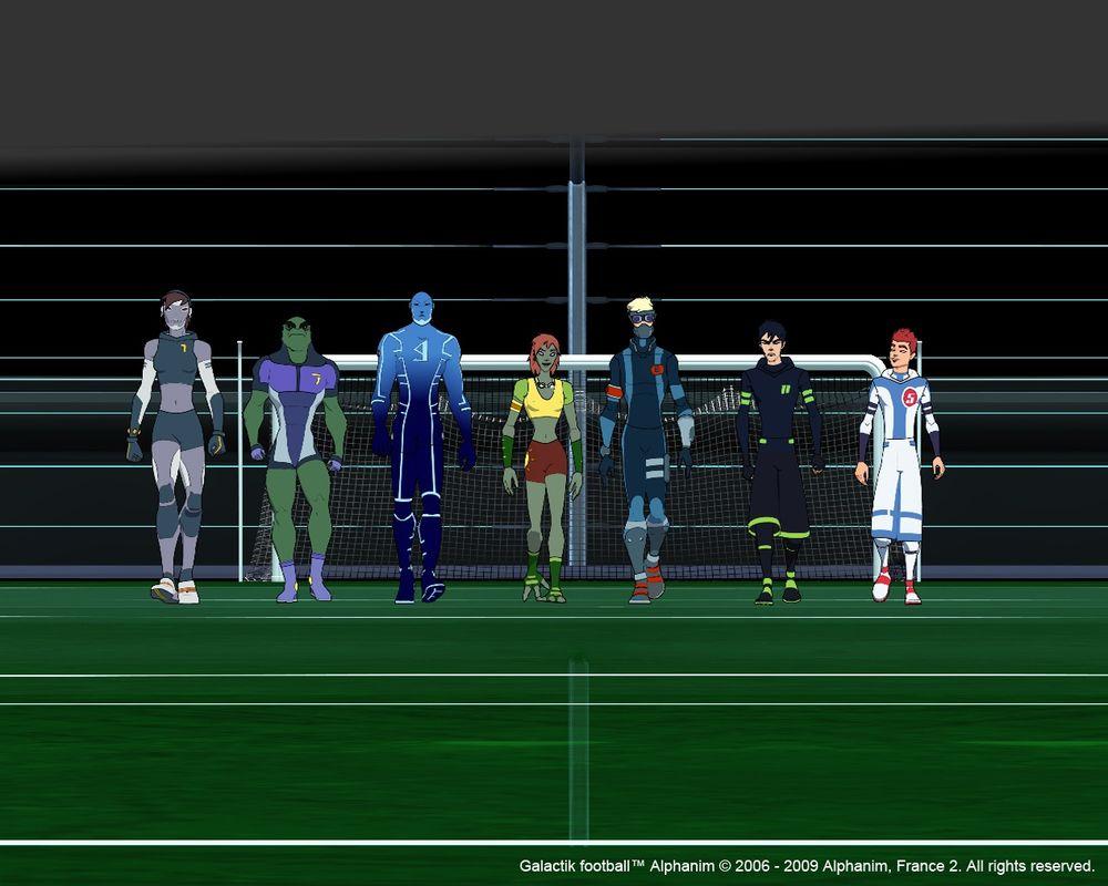 All stars wikia galactik football fandom powered by wikia - Galactik football personnage ...
