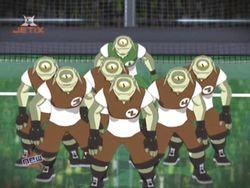 Les cyclopes wikia galactik football fandom powered by wikia - Jeu galactik football ...