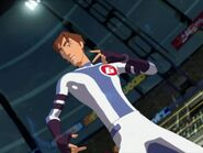 Galactik Football Norata Young Angry