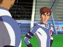 Galactik Football Young Norata Number 6