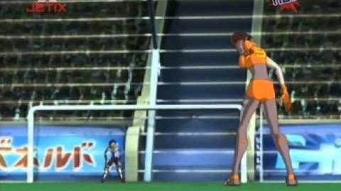 Galactik Football - S01E09 - Revenge Match