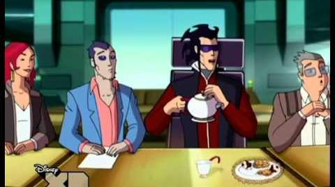 Galactik Football Season 3 Episode 18- Sinned's Shadow (English)