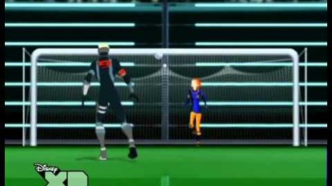 Galactik Football Season 3 Episode 20- Walk for a Pirate (English)
