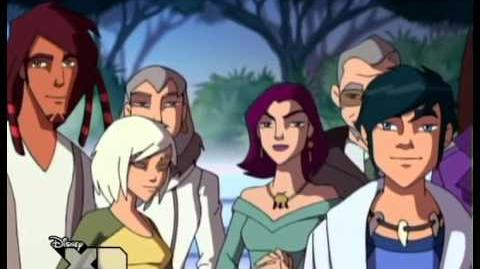 Galactik Football Season 3 Episode 23- Lost Illusions (English)