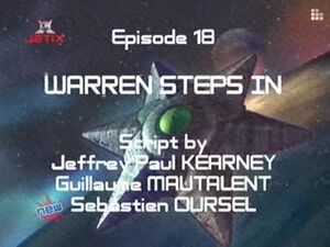 Warren Steps In