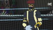 Hawkins as he appears on the field - 02
