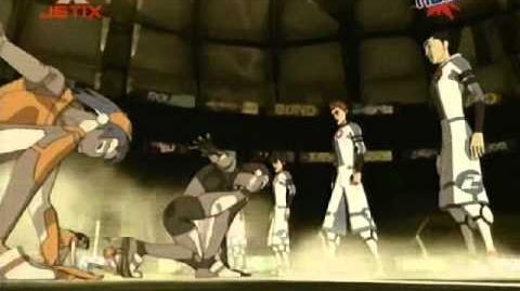 Galactik Football - S01E07 - Coach's Pet