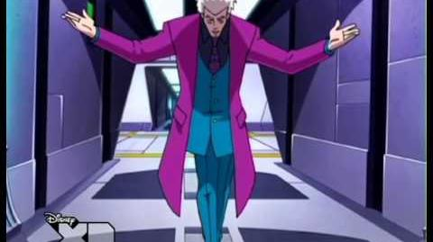Galactik Football Season 3 Episode 13- Endgame (English)