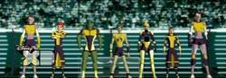 Paradisian All-Stars Yellow