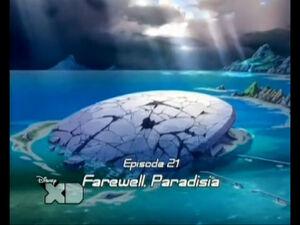 Farewall, Paradisia
