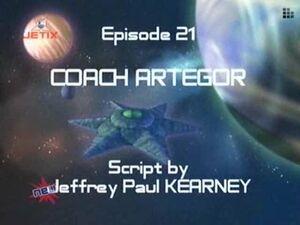 Coach Artegor