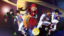 Galactik Football Wallpepar 2