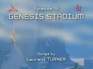 Genesis Stadium