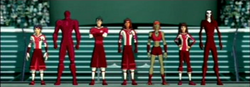 Paradisian All-Stars Red Infobox