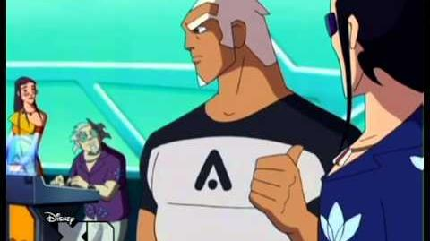 Galactik Football Season 3 Episode 10- Friends and Enemies (English)