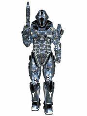 9554961-futuristische-soldat