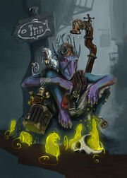625x875 4693 Plague rats 2d fantasy rat goblin plague picture image digital art