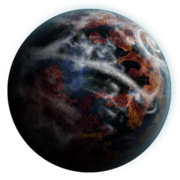 Planet by Randell