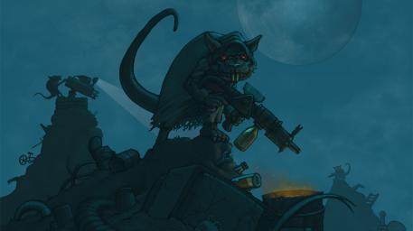File:R169 457x256 1711 Tip Ratz 2d illustration rat sci fi picture image digital art.jpg