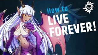 How to LIVE FOREVER!