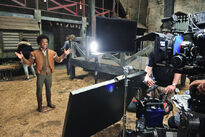 Galavant A New Season BTS Luke Youngblood 01