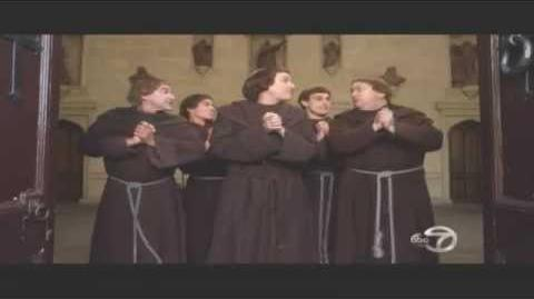 Galavant - Hey Hey We're The Monks
