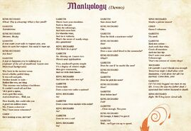 Manlyology