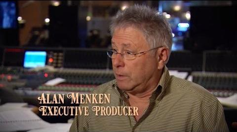 Galavant Musical Featurette with Alan Menken