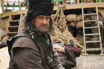 Galavant A New Season BTS Hugh Bonneville 02