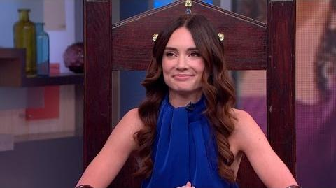 Mallory Jansen on Playing Evil Queen in 'Galavant'