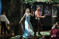 Galavant Off With His Shirt Kylie Minogue Joshua Sasse 06