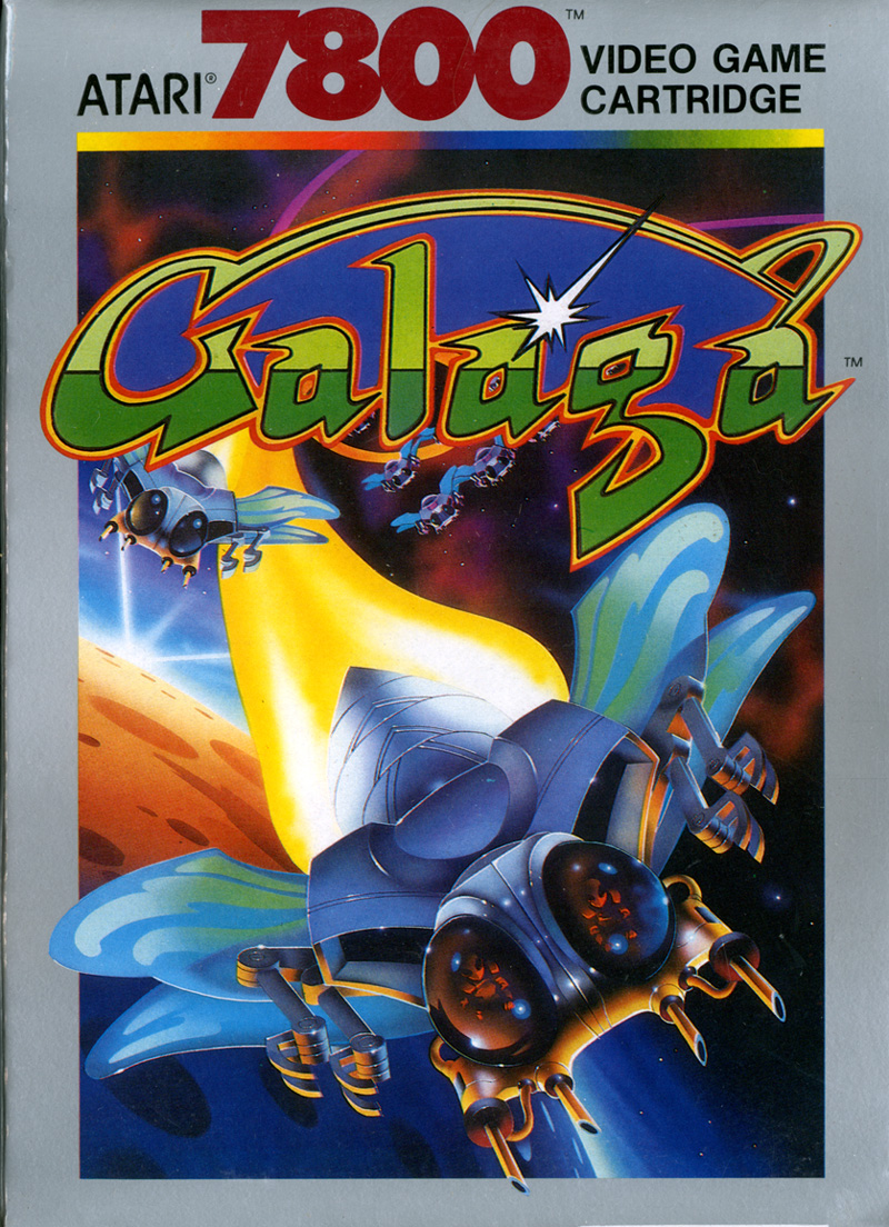 Galaga Game Galapedia Wiki Fandom Powered By Wikia