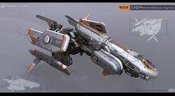 Space Ship 8