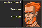 Hector Reed Terran Hitman