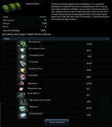 Armor Gamma