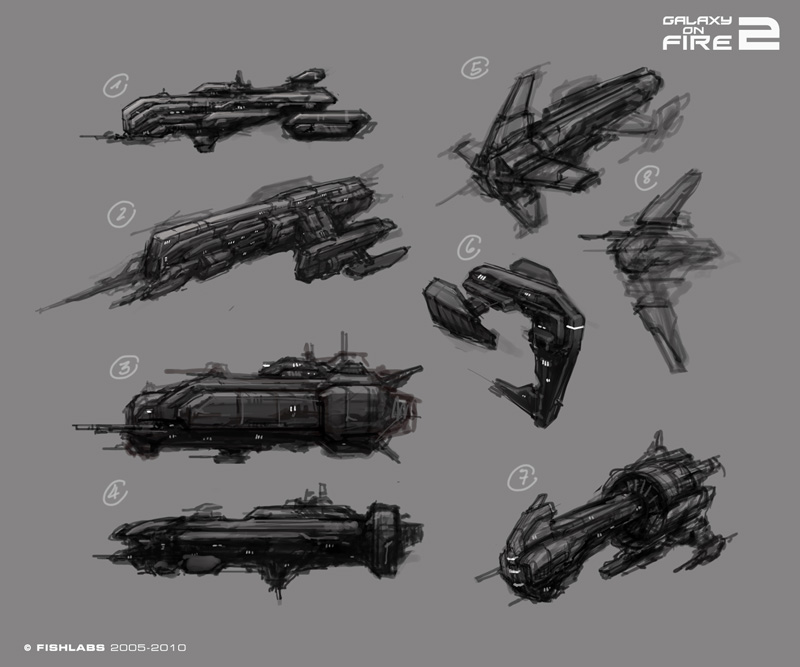 Concept-art-galaxy-on-fire-2-space-trader-sci-fi-shooter-smartphone-tablet-mobile-08-various-battle-ships-and-star-fighters