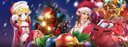 FB bannier Noël
